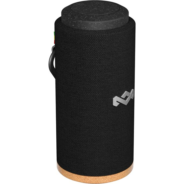 House of Marley No Bounds Sport Portable Bluetooth Wireless Speaker - Black