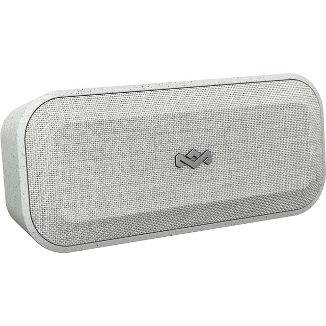 House of Marley No Bounds XL Portable Wireless Speaker - Grey - EM-JA017-GY - 1