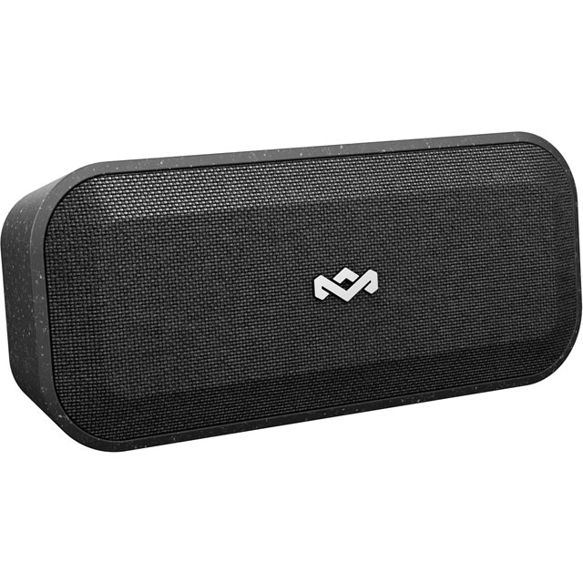 House of Marley No Bounds XL Portable Wireless Speaker - Black