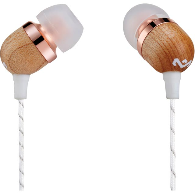 House of Marley Smile Jamaica In-Ear Headphones - Copper - EM-JE041-CP - 1