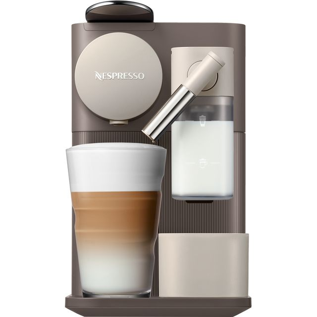 Nespresso by De'Longhi Lattissima One EN500.BW - Mocha Brown