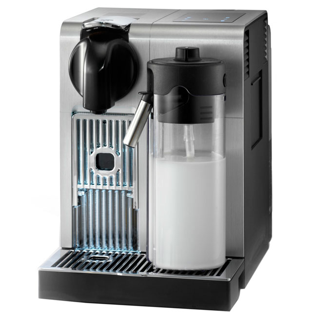 Nespresso by De'Longhi EN750.MB Lattissima Pro Coffee Machine - Silver