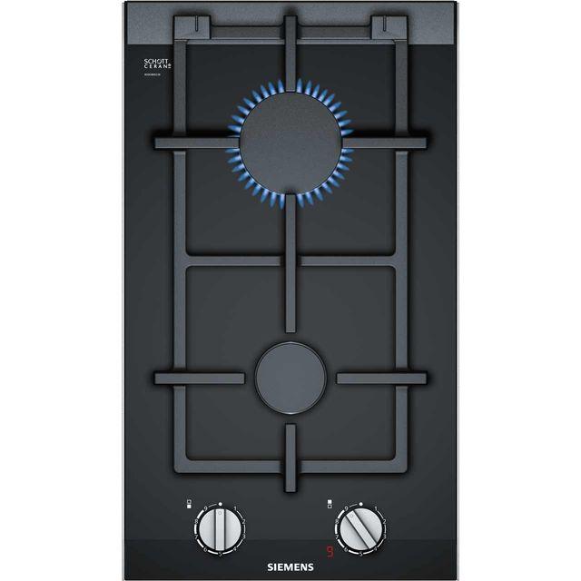 Siemens IQ-700 ER3A6BD70 30cm Gas Hob – Black