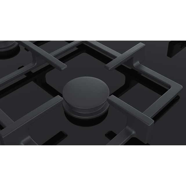 Siemens IQ-700 ER6A6PD70 Built In Gas Hob - Black - ER6A6PD70_BK - 4