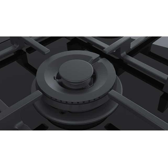 Siemens IQ-700 ER7A6RD70 Built In Gas Hob - Black - ER7A6RD70_BK - 4