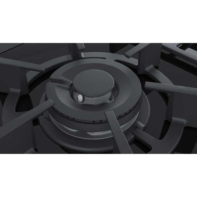 Siemens IQ-700 ER9A6SD70 Built In Gas Hob - Black - ER9A6SD70_BK - 4