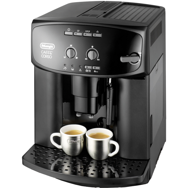 De'Longhi Magnifica ESAM2600 Bean To Cup in Black