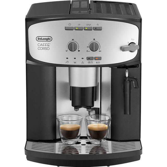 De'Longhi ESAM2800 Bean to Cup Coffee Machine - Silver / Black