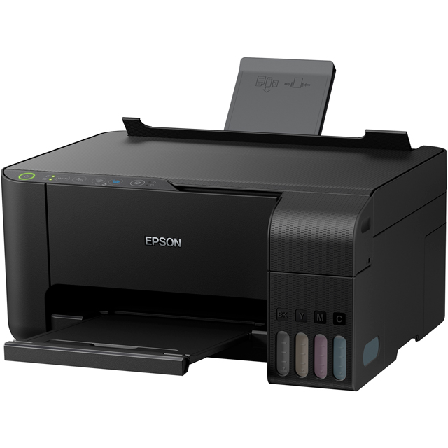 Epson EcoTank ET-2710 Inkjet Printer - Black