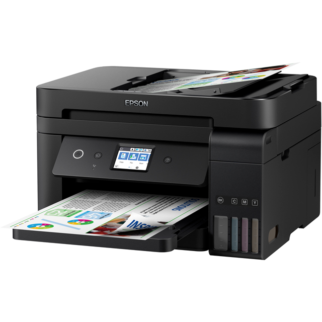 Epson EcoTank ET-4750 ET-4750 Printer in Black