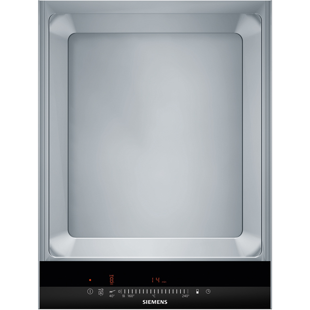 Siemens IQ-500 ET475FYB1E Built In Induction Hob - Stainless Steel - ET475FYB1E_SS - 1