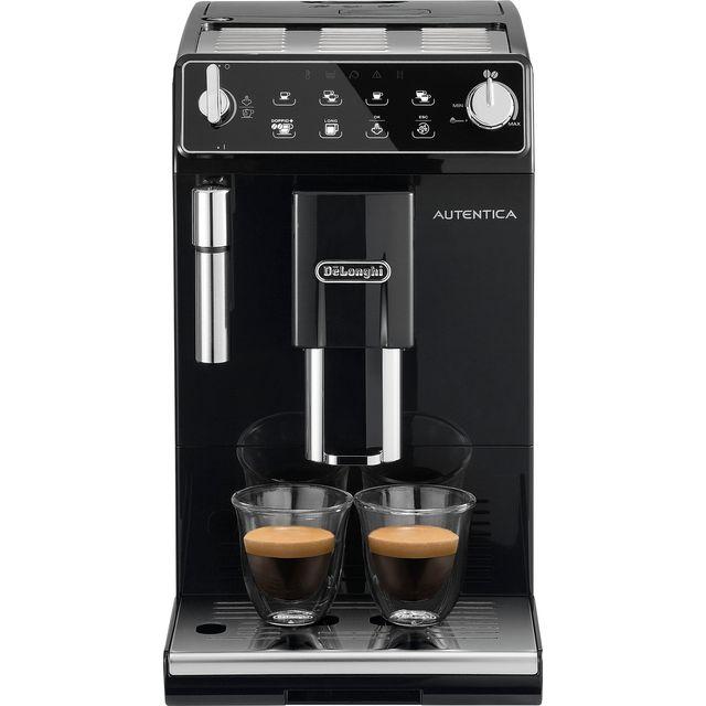 De'Longhi Autentica ETAM29.510.B Bean to Cup Coffee Machine - Black