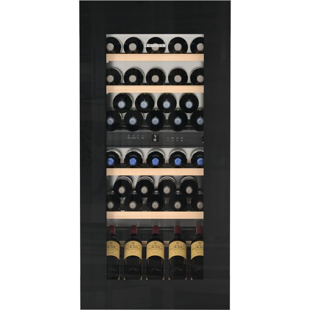 Liebherr EWTgb2383 Built In Wine Cooler - Black / Glass - EWTgb2383_BKG - 1