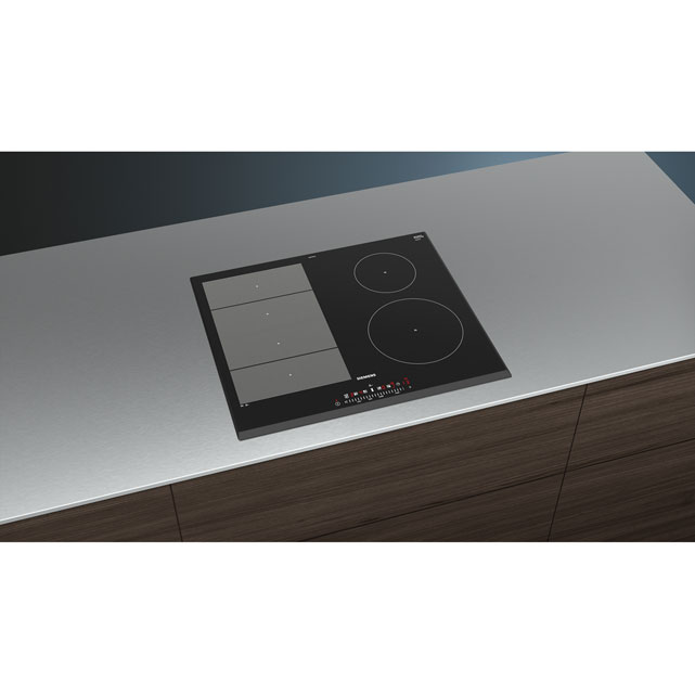 Siemens IQ-700 EX651FEC1E Built In Induction Hob - Black - EX651FEC1E_BK - 5