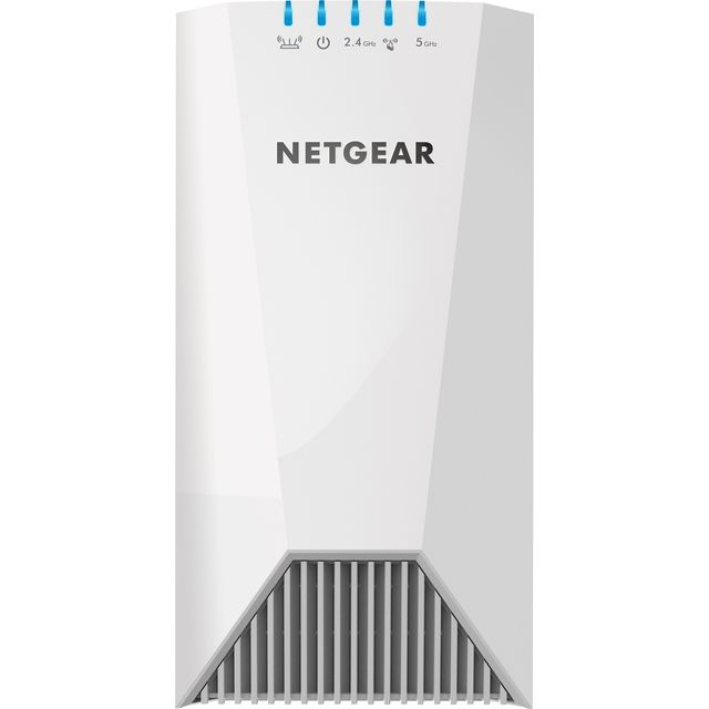 Netgear EX7500 EX7500-100UKS Routers & Networking in White