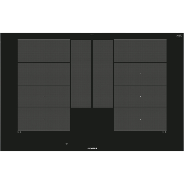 Siemens IQ-700 EX875KYW1E Built In Induction Hob - Black - EX875KYW1E_BK - 3