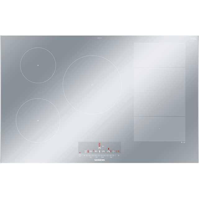 Siemens IQ-700 EX879FVC1E 81cm Induction Hob – Stainless Steel