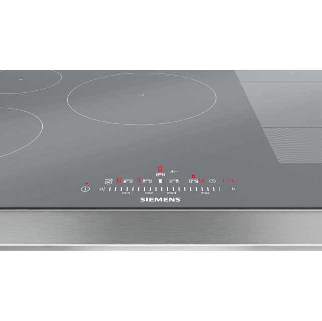Siemens IQ-700 EX879FVC1E Built In Induction Hob - Stainless Steel - EX879FVC1E_SS - 3