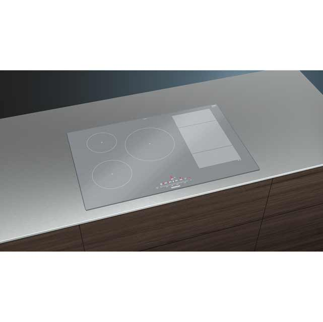 Siemens IQ-700 EX879FVC1E Built In Induction Hob - Stainless Steel - EX879FVC1E_SS - 4