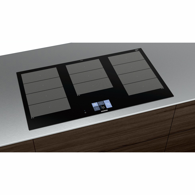 Siemens IQ-700 EX975KXW1E Built In Induction Hob - Black - EX975KXW1E_BK - 5