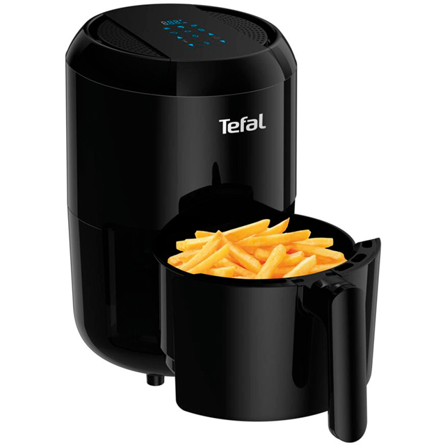 Tefal Easy Fry Compact EY301840 Air Fryer - Black - EY301840_BK - 1