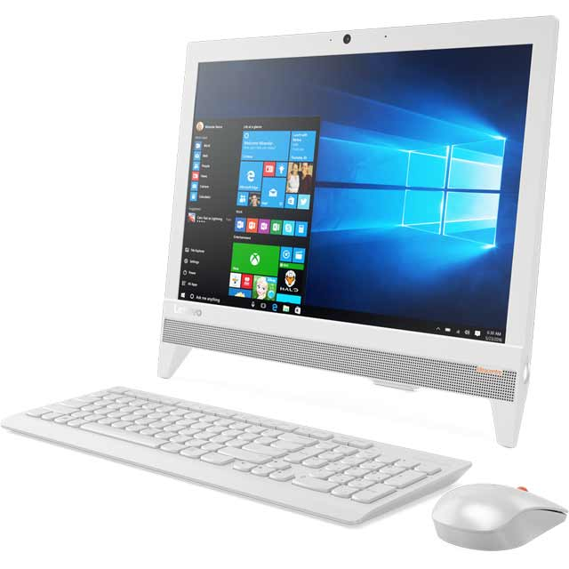 Lenovo F0CL003BUK Desktop Pc in White