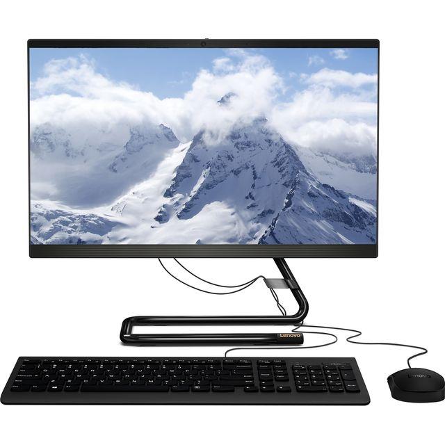 """Lenovo IdeaCentre 22ADA05 21.5"""" All In One - 128GB SSD - Black"""