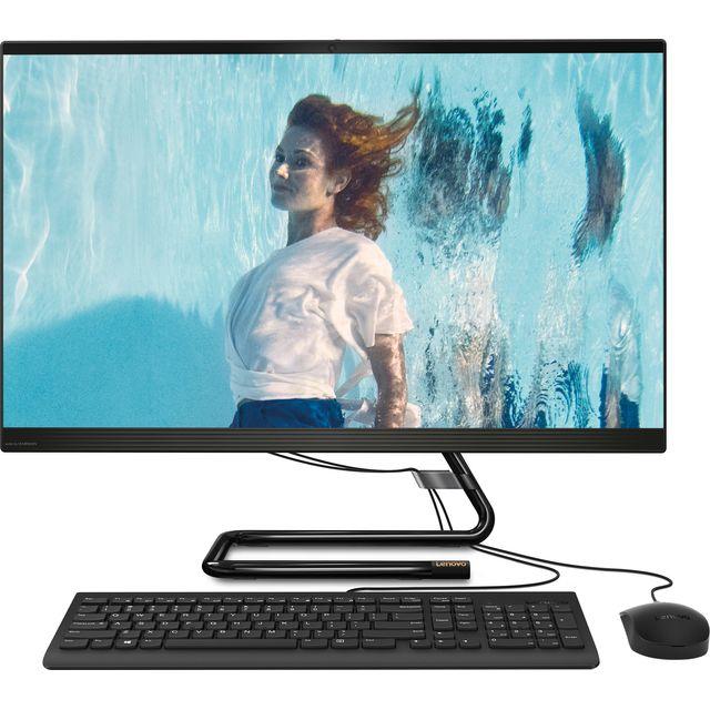 """Lenovo IdeaCentre 27IMB05 27"""" All In One - 1TB + 256GB - Black"""