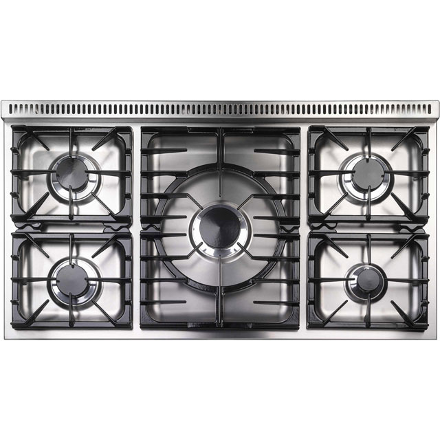 Falcon F1092DXDFCR/CM 1092 DELUXE 110cm Dual Fuel Range Cooker - Cream - F1092DXDFCR/CM_CR - 2
