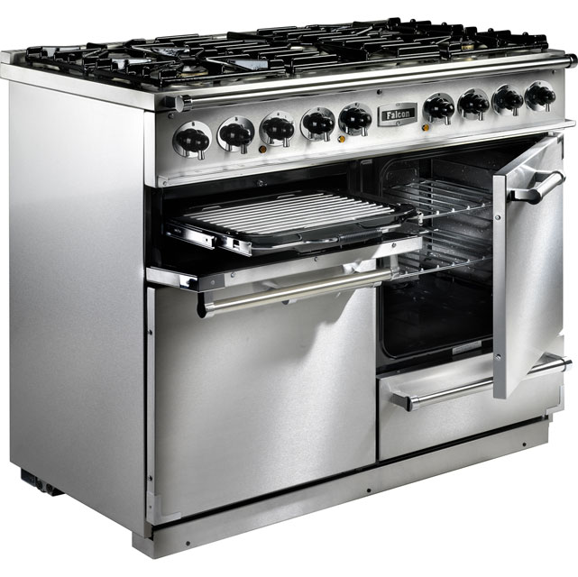 Falcon F1092DXDFCR/CM 1092 DELUXE 110cm Dual Fuel Range Cooker - Cream - F1092DXDFCR/CM_CR - 3