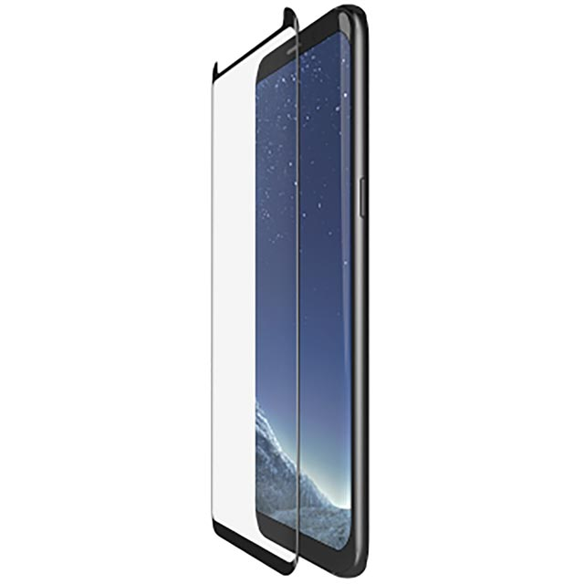Belkin ScreenForce TemperedCurve Screen Protector for Samsung Galaxy S8 - Clear