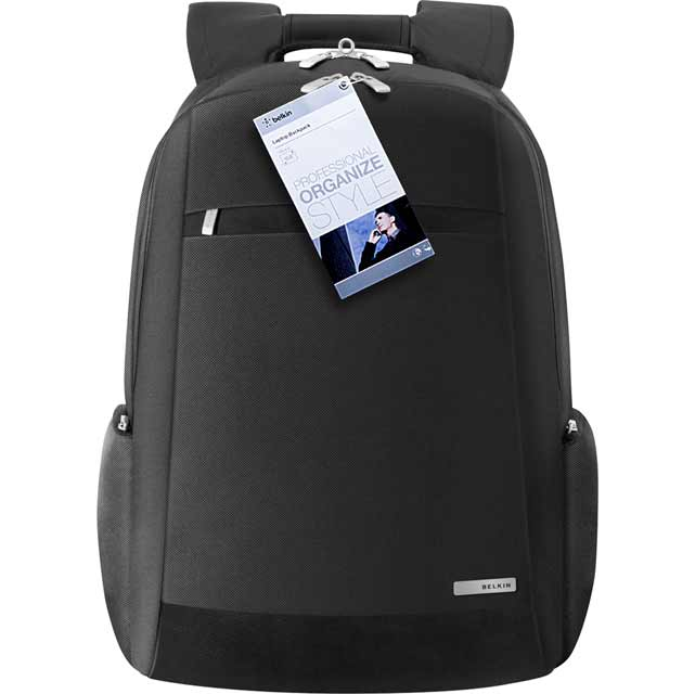 Belkin Computing Suit Line Collection F8N179EA Laptop Bag in Black