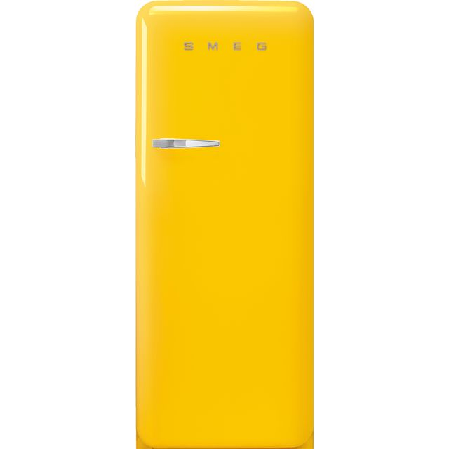 Smeg Right Hand Hinge FAB28RYW3UK Fridge - Yellow - FAB28RYW3UK_YE - 1