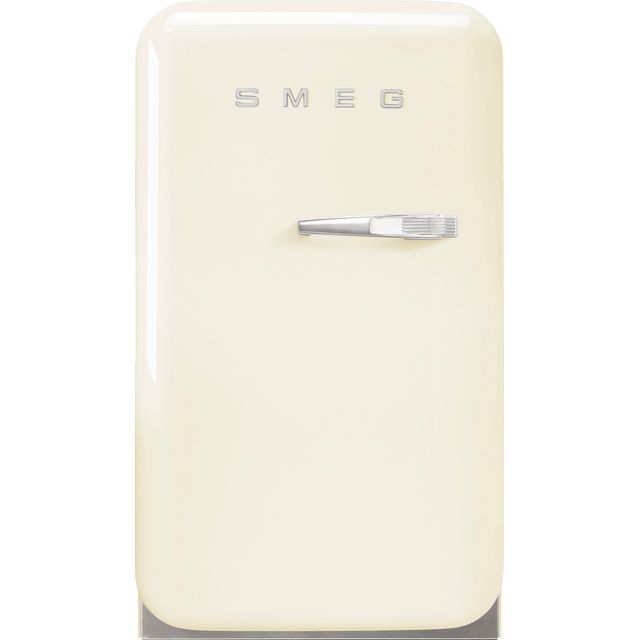 Smeg Left Hand Hinge FAB5LCR3 Fridge - Cream - A+++ Rated - FAB5LCR3_CR - 1