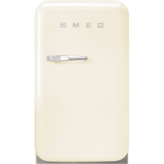 Smeg Right Hand Hinge FAB5RCR3 Fridge - Cream - A+++ Rated - FAB5RCR3_CR - 1