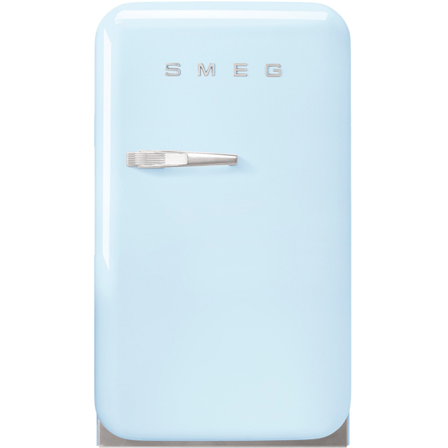 Smeg Right Hand Hinge FAB5RPB3 Fridge - Pastel Blue - A+++ Rated - FAB5RPB3_PB - 1