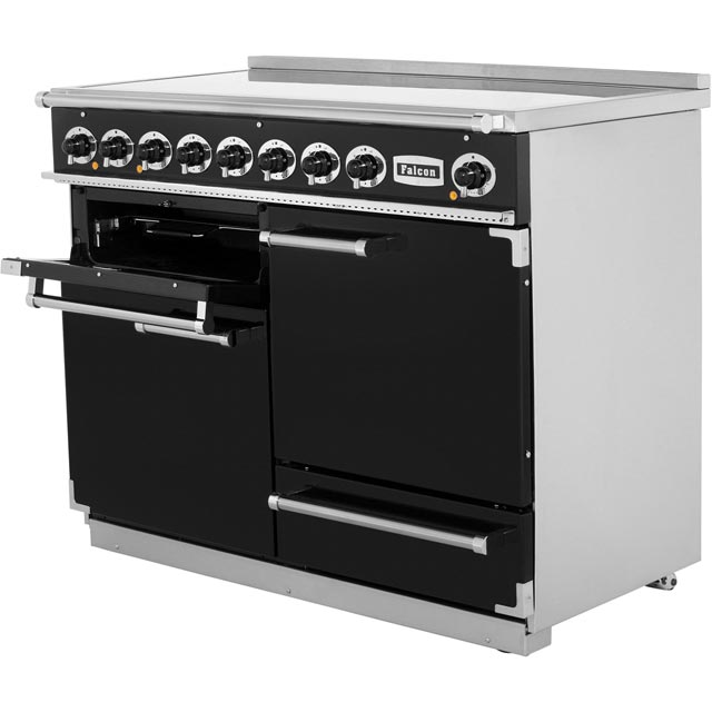 Falcon F1092DXEISS/C 1092 DELUXE 110cm Electric Range Cooker - Stainless Steel - F1092DXEISS/C_SS - 2