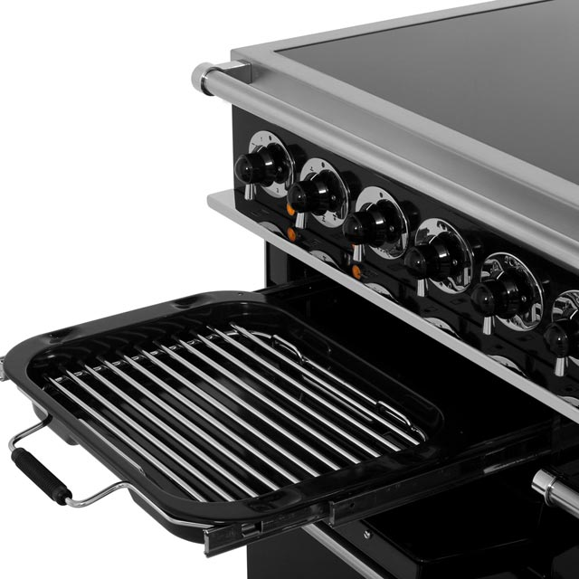 Falcon F1092DXEISS/C 1092 DELUXE 110cm Electric Range Cooker - Stainless Steel - F1092DXEISS/C_SS - 3