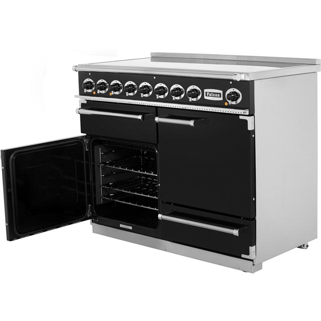 Falcon F1092DXEISS/C 1092 DELUXE 110cm Electric Range Cooker - Stainless Steel - F1092DXEISS/C_SS - 4