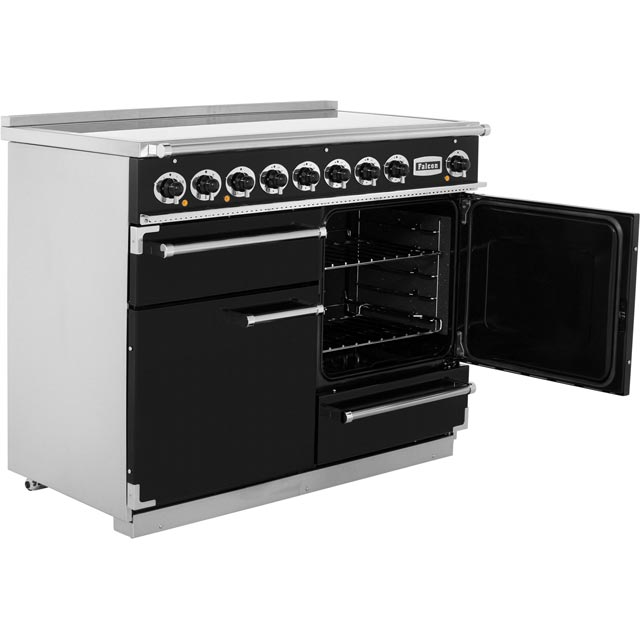 Falcon F1092DXEISS/C 1092 DELUXE 110cm Electric Range Cooker - Stainless Steel - F1092DXEISS/C_SS - 5