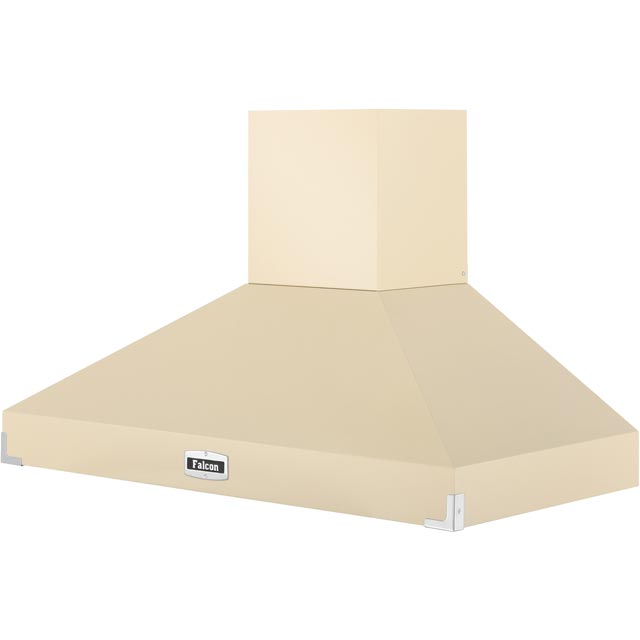 Falcon FHDSE1092CR/C 110 cm Chimney Cooker Hood - Cream - FHDSE1092CR/C_CR - 5