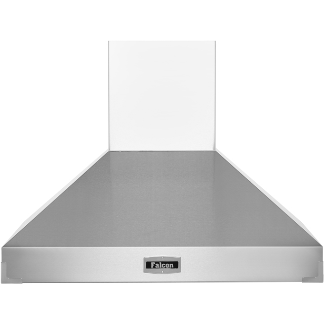 Falcon FHDSE900SS/C Built In Chimney Cooker Hood - Stainless Steel - FHDSE900SS/C_SS - 1