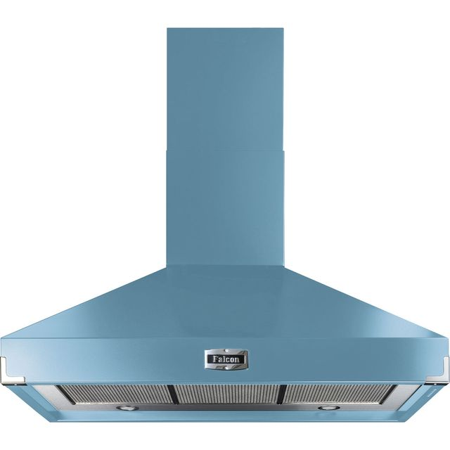 Falcon FHDSE1092CA/N 110 cm Chimney Cooker Hood - China Blue - A Rated