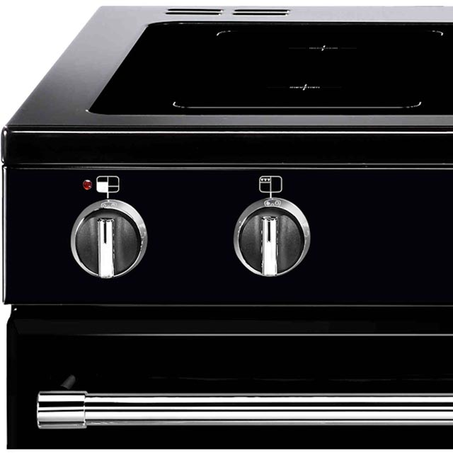 Belling Farmhouse110Ei 110cm Electric Range Cooker - Black - Farmhouse110Ei_BK - 3