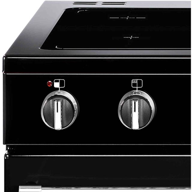 Belling Farmhouse90Ei 90cm Electric Range Cooker - Black - Farmhouse90Ei_BK - 3