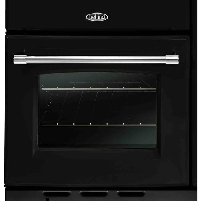 Belling Farmhouse90Ei 90cm Electric Range Cooker - Black - Farmhouse90Ei_BK - 4