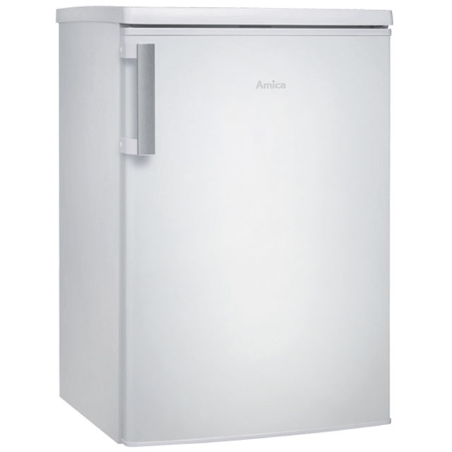 Amica FC1583 Fridge - White - A+ Rated