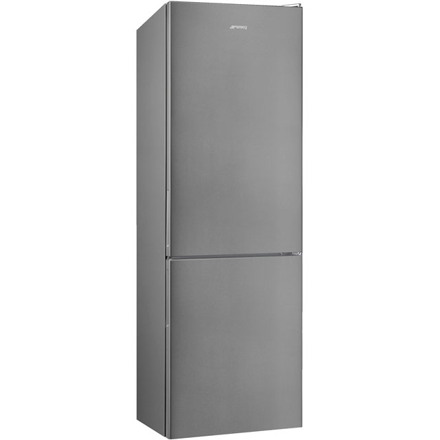 Smeg FC202PXN 60/40 Frost Free Fridge Freezer - Stainless Steel - A++ Rated - FC202PXN_SS - 1