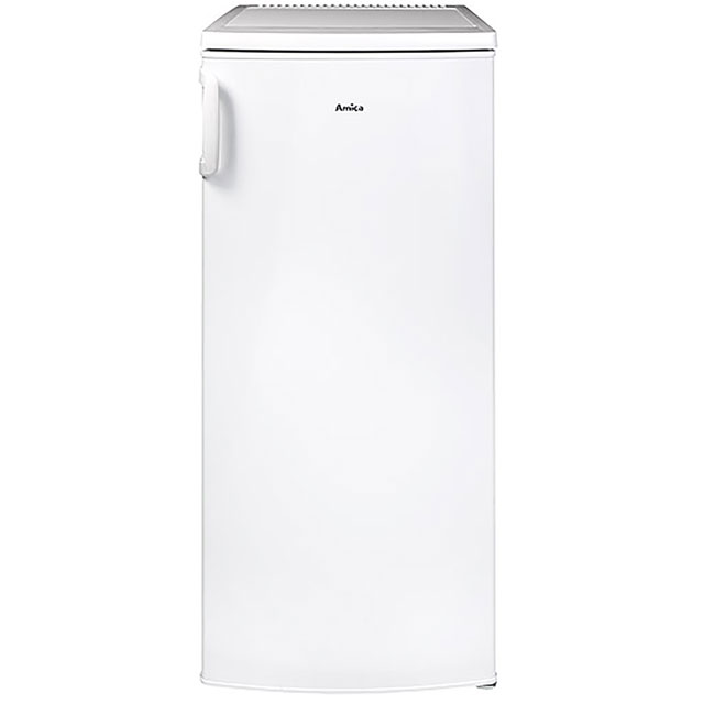 Amica FC2063 Fridge - White - A+ Rated - FC2063_WH - 1