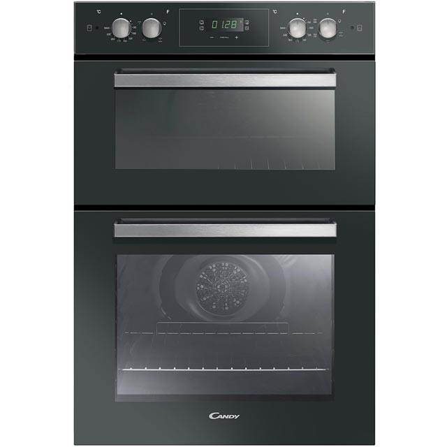 Candy FC9D415NX Built In Double Oven - Black - A/A Rated
